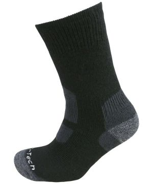 Thor Coolmax Walking Hiking Socks – Olive Green | Black.