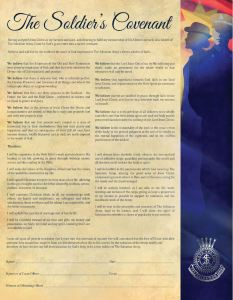 Soldier's Covenant