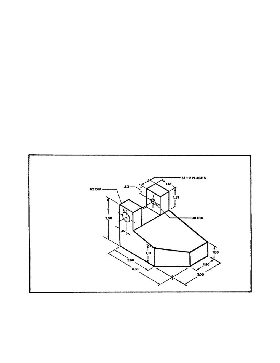 An Orthographic Print Shows