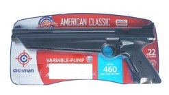 Vzduchová pištoľ Crosman 1322 kal.5,5mm