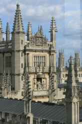 Oxford Spires: The Bodleian Library, Oxford, UK