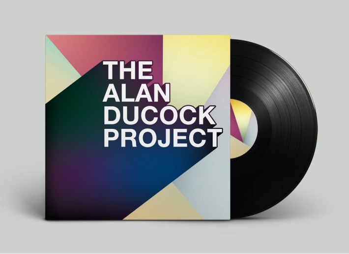 Record sleeve design 1