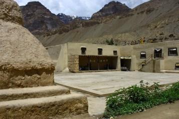 The Tabo Monastery