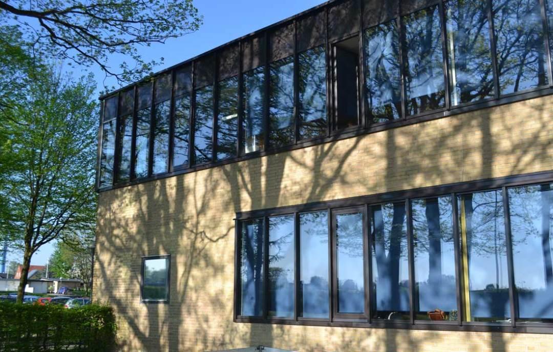 Nye vinduer - Tømrer- og snedkerfirmaet Arne Danielsen A/S