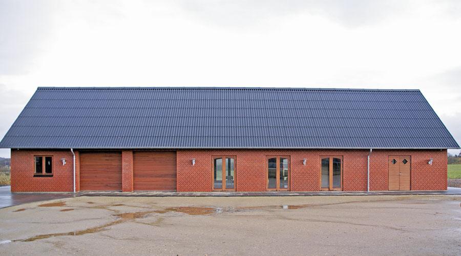 Tømrer- & Snedkerfirmaet Arne Danielsen A/S - Nybyggeri
