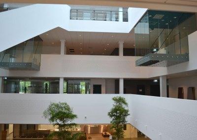 Erhvervsakademi Aarhus' Atriumhus