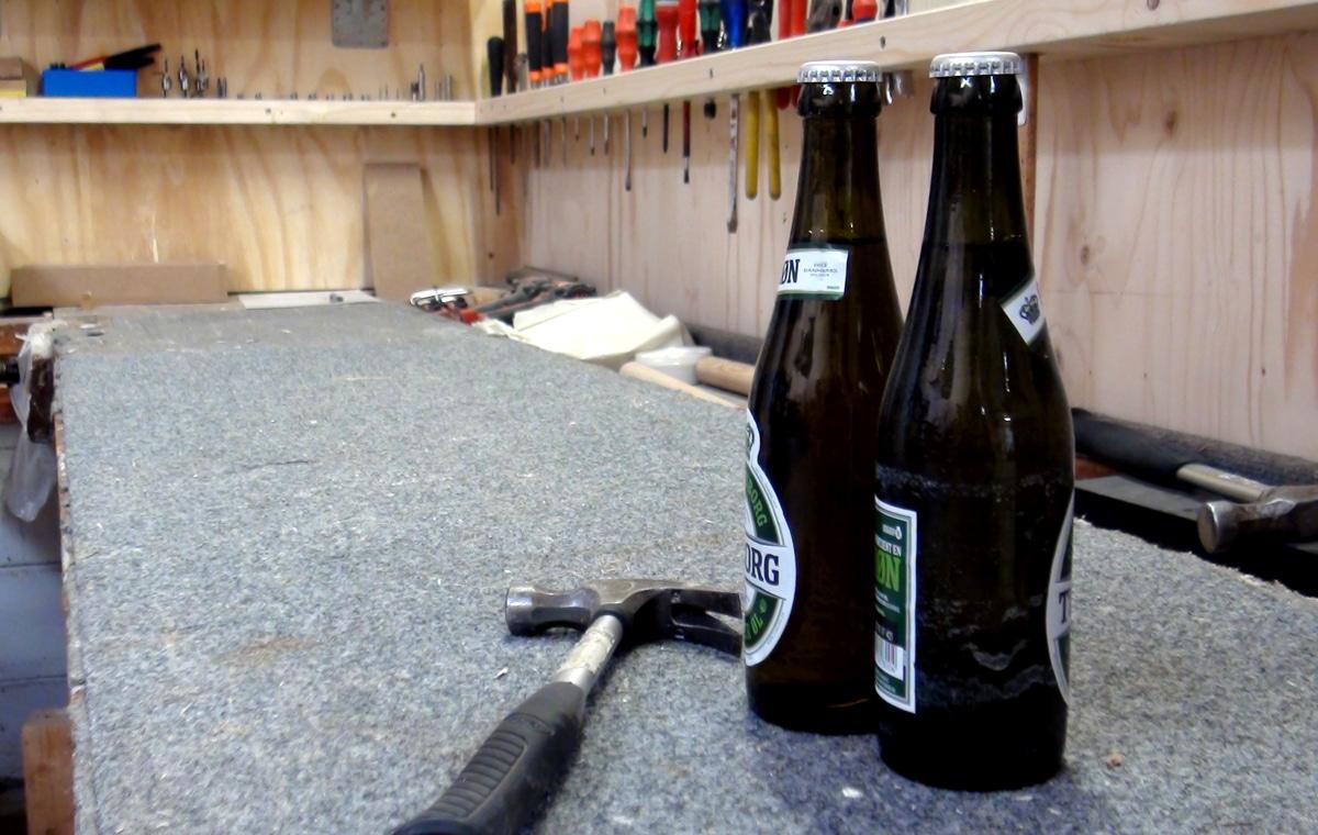 Myten om øl og tømrere