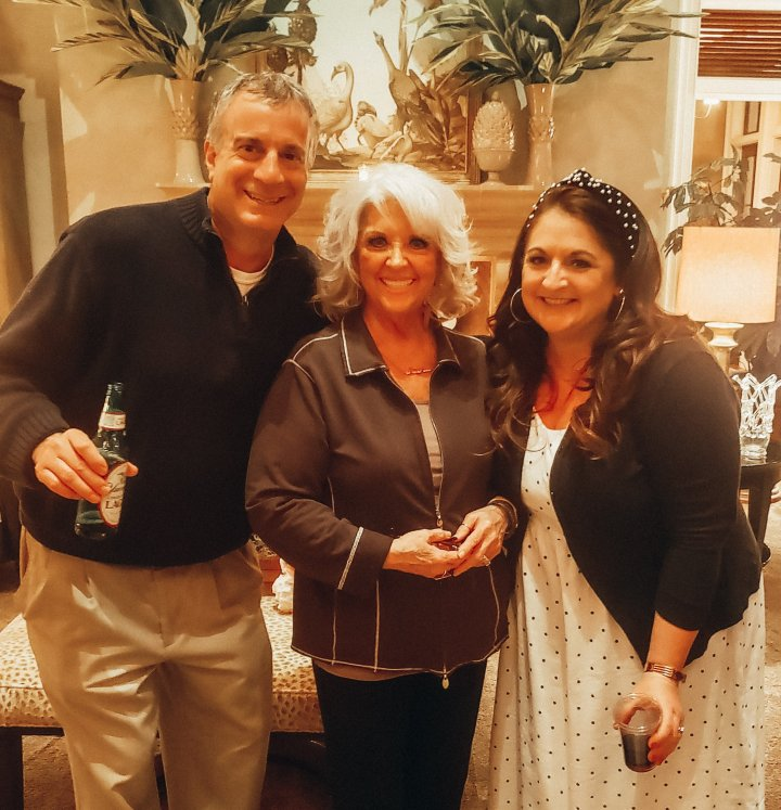 Savannah Smiles – An Evening at Paula Deen's