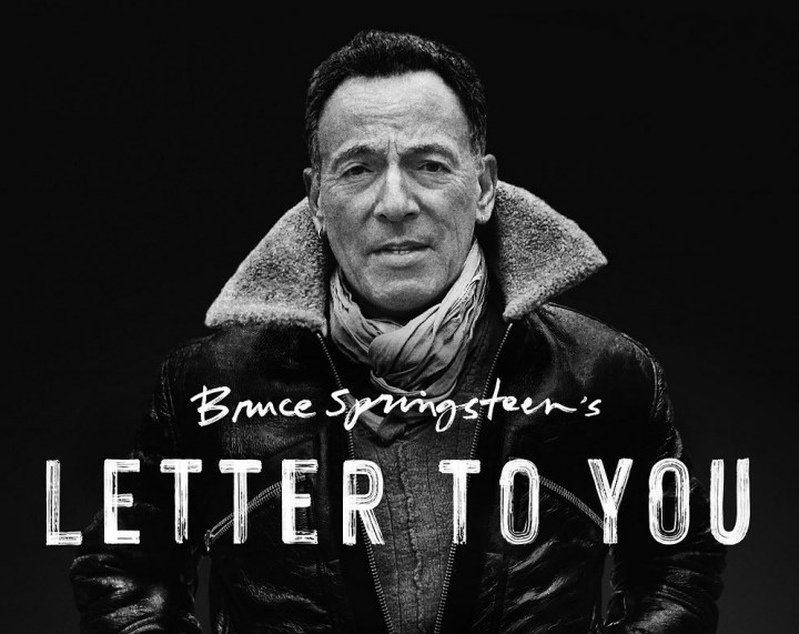 MUSIC MONDAY: SPRINGSTEEN- LETTER TO YOU, THE ALBUM