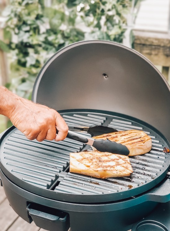George Foreman Outdoor Grill