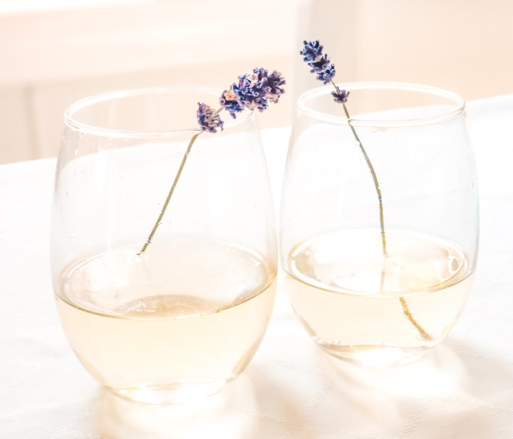 Lavender Lace Cocktail: Straight from the Marigny