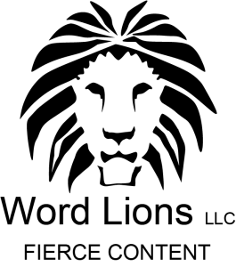Word Lions logo