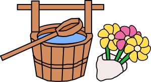 I never realized how much bucket clip-art existed.