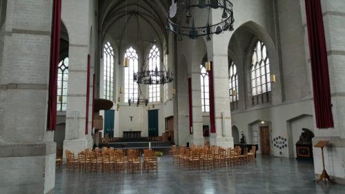 Walburgiskerk, St. Walburgisplein 1: Museum Arnhem – Besluit omgevingsvergunning