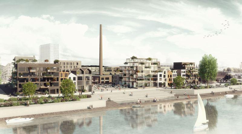 Cobercokwartier Arnhem: Ontwerpbestemmingsplan & m.e.r-beoordelingsbesluit