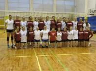 OU and Slovenian team photo