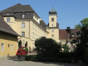 Cloister Main Building