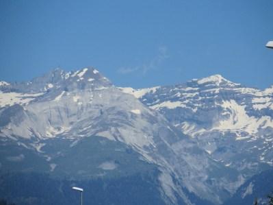 Swiss Alps near Chur