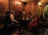 Irish band at Dalton's pub.