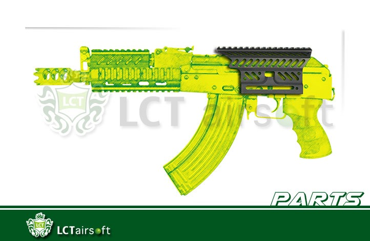 LCT PK-240~PK-242 spare parts now available