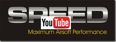 Speed Airsoft Logo YouTube