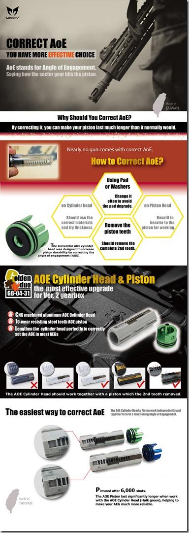 AOE cylinder head & piston 0719