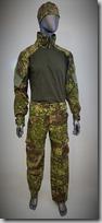 Uniform Combat Shirt GreenZone