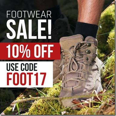 Footwear Sale 2017 Instagram