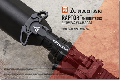 Radian Raptor Poster