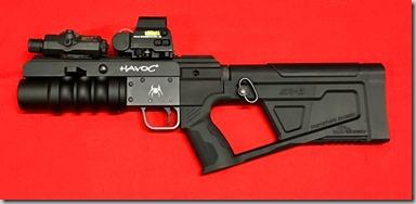 Havoc Launcher 2