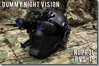 Dummy Night Vision Image 1