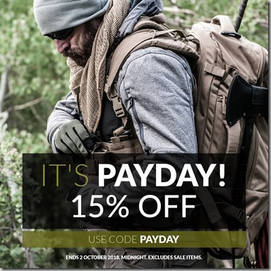 Payday Sale 2 2018 Instagram