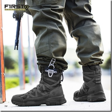 First Tactical Operator Boots insta