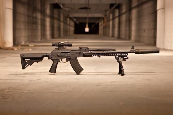 Sharps Bros MB47 x SLR AK is taking pre-order now