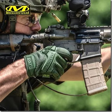 Mechanix Wear M-Pact Gloves Olive Drab insta