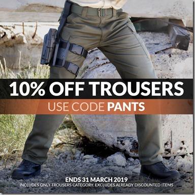 Trousers Sale 2019 Instagram