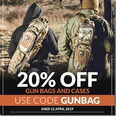 Gun Bags Sale 2019 Instagram (1)