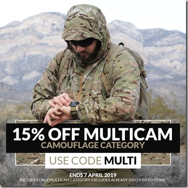 MultiCam Sale 2019 Instagram