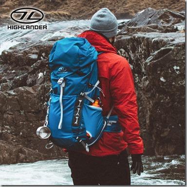 Highlander Vorlich 40L Backpack insta