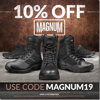 Magnum Sale 2019 Instagram