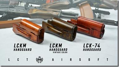 LCKM Handguard Set-4