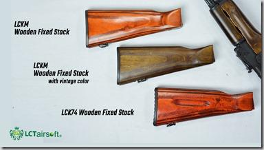 LCKM Handguard Set-6