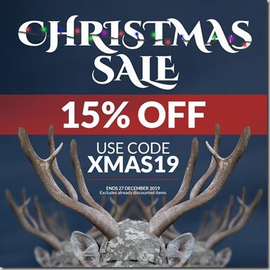 Christmas Sale 2019 Instagram