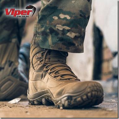 Viper Venom Boots insta