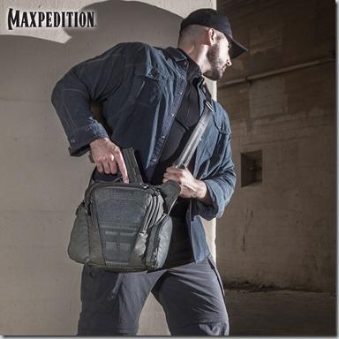 Maxpedition Entity 9L Crossbody Bag Small insta