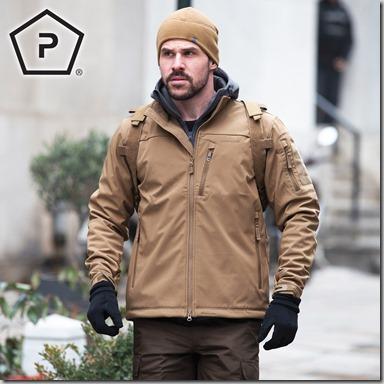 Pentagon Reiner 20 Softshell Jacket insta
