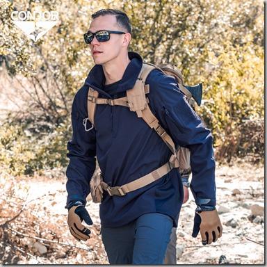 Condor Patrol 14 Zip Softshell Jacket insta