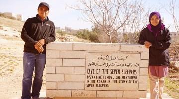 Ziarah Gua Ashabul Kahfi Tempat 7 Pemuda Ditidurkan 309 Tahun