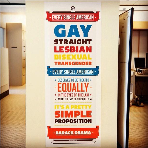 Mynd af Instagram síðu Barack Obama