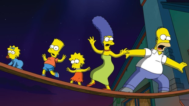Úr Simpsons kvikmyndinni